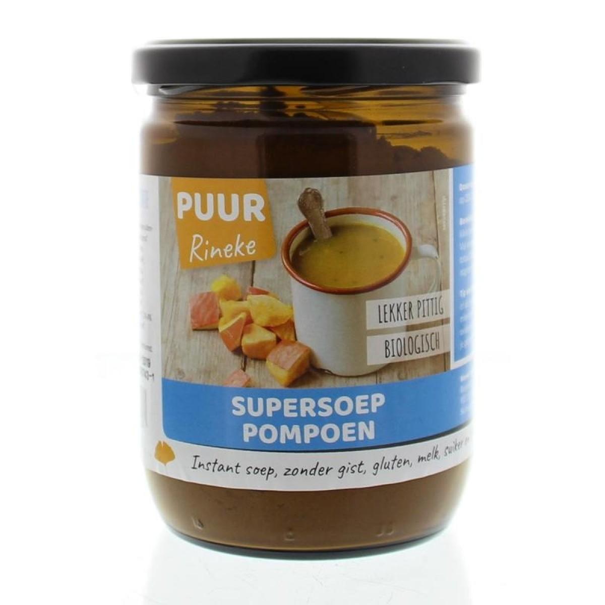 Super Soep Pompoen
