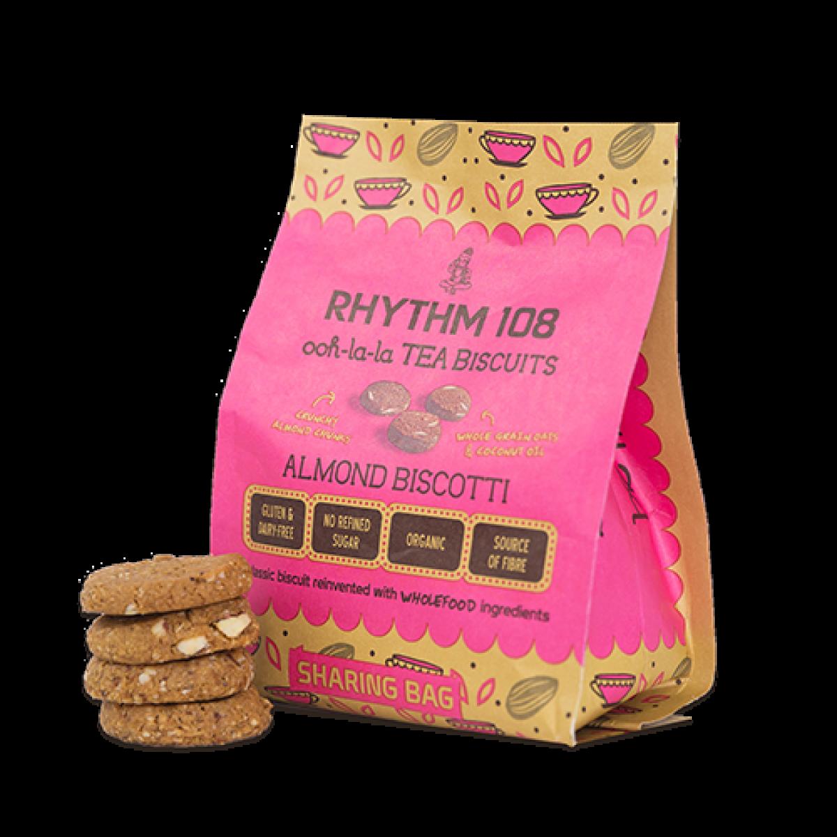 Almond Biscotti Biscuits
