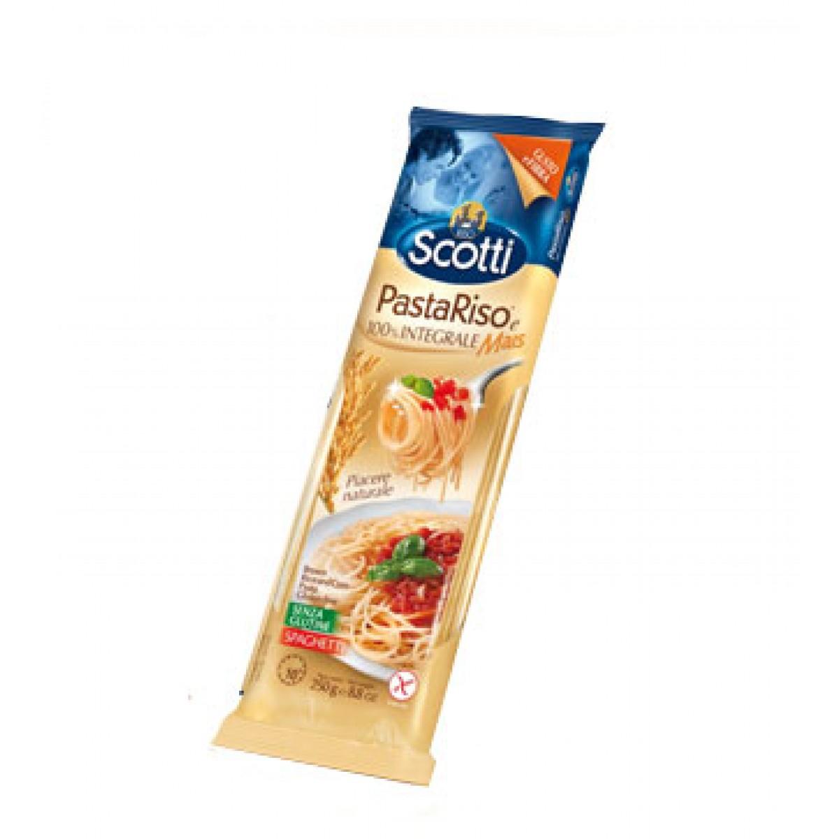 Rijst Maïs Spaghetti