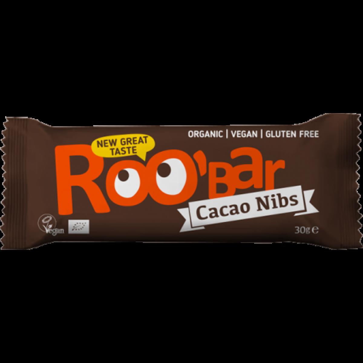 Cacao Nibs & Amandelen