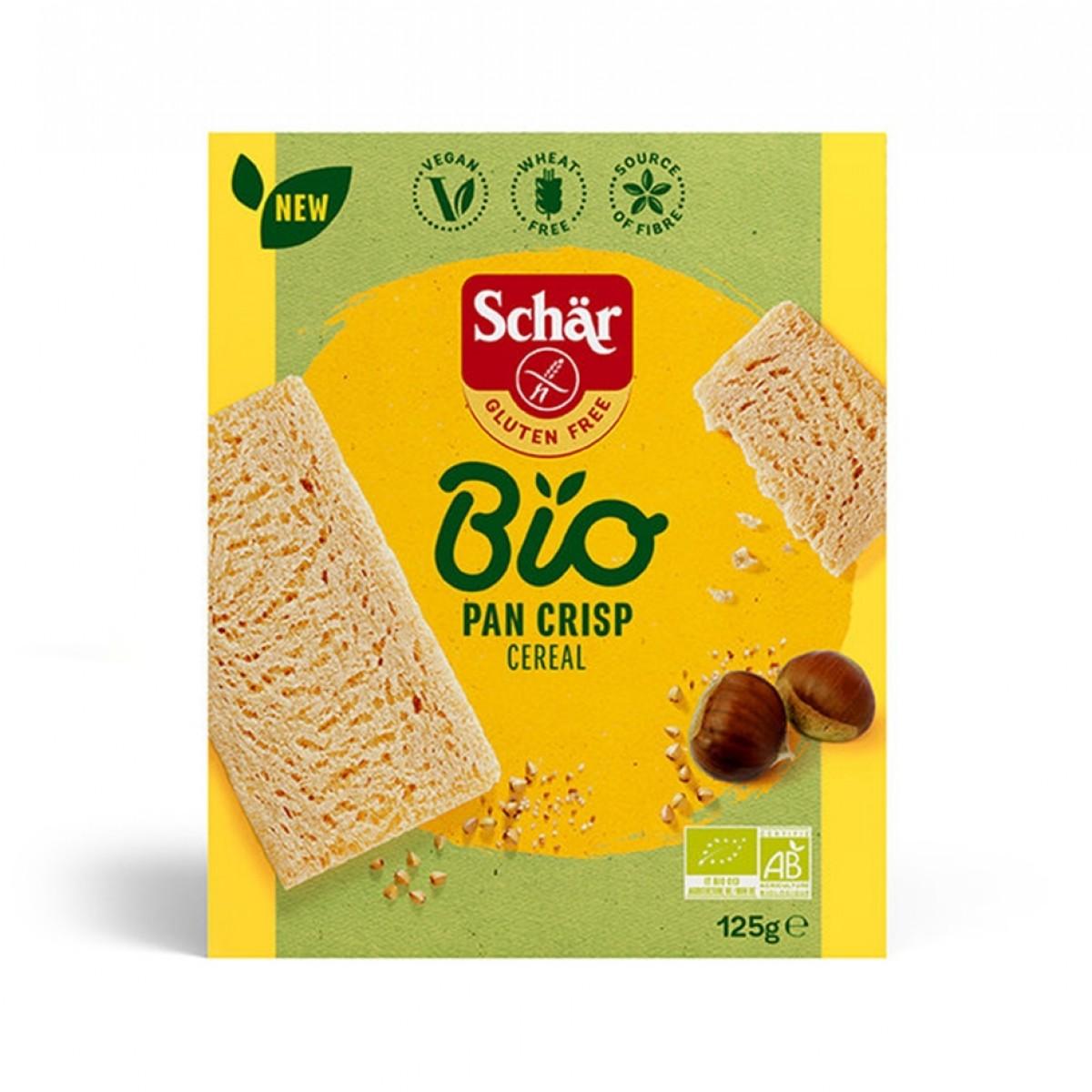 Pan Crisp Cereal Bio