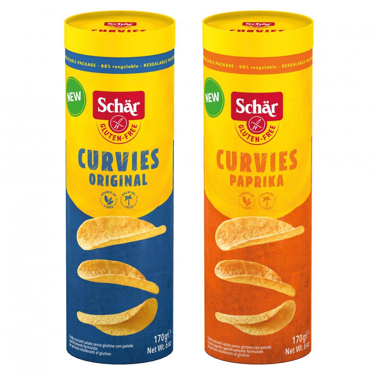 Curvies Proefpakket (2 smaken)