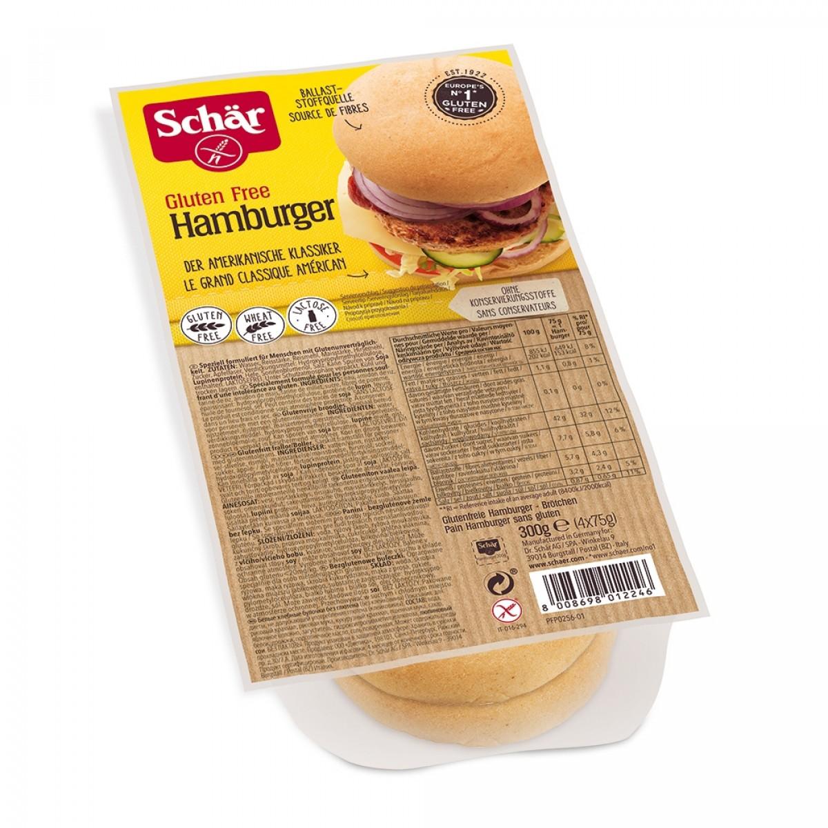 Hamburger Broodjes (T.H.T. 28-03-18)