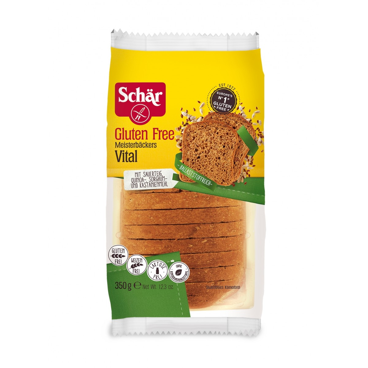Meesterbakker Brood Vital
