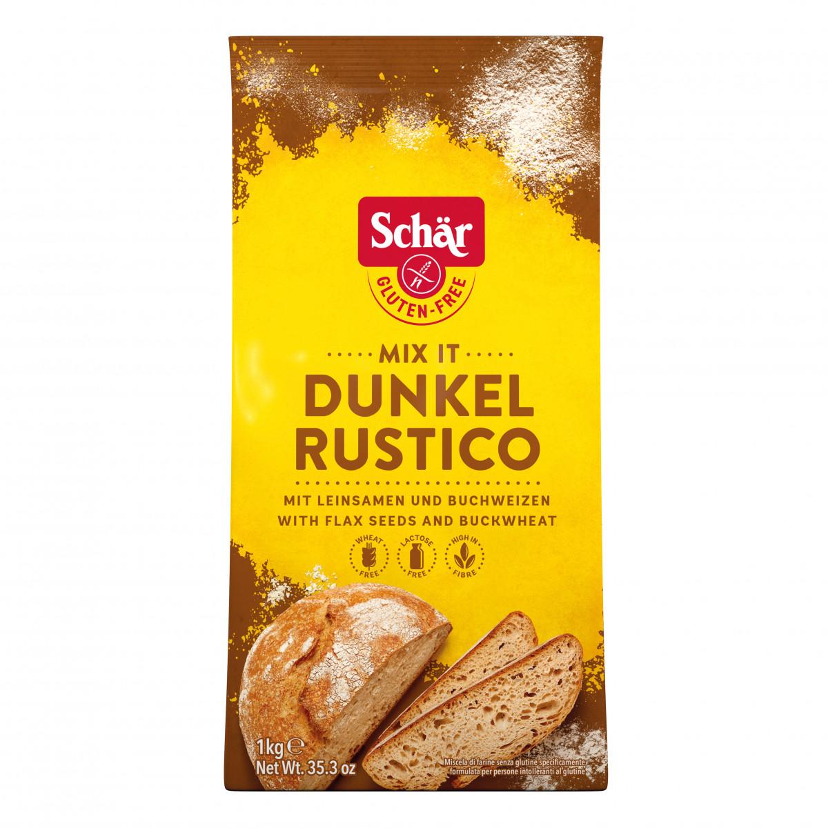 Mix Voor Bruinbrood 1 kilo