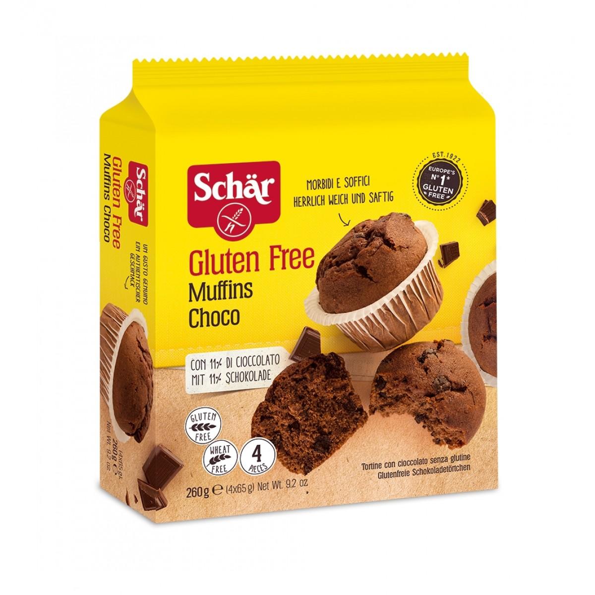Muffins Choco (T.H.T. 26-09-19)