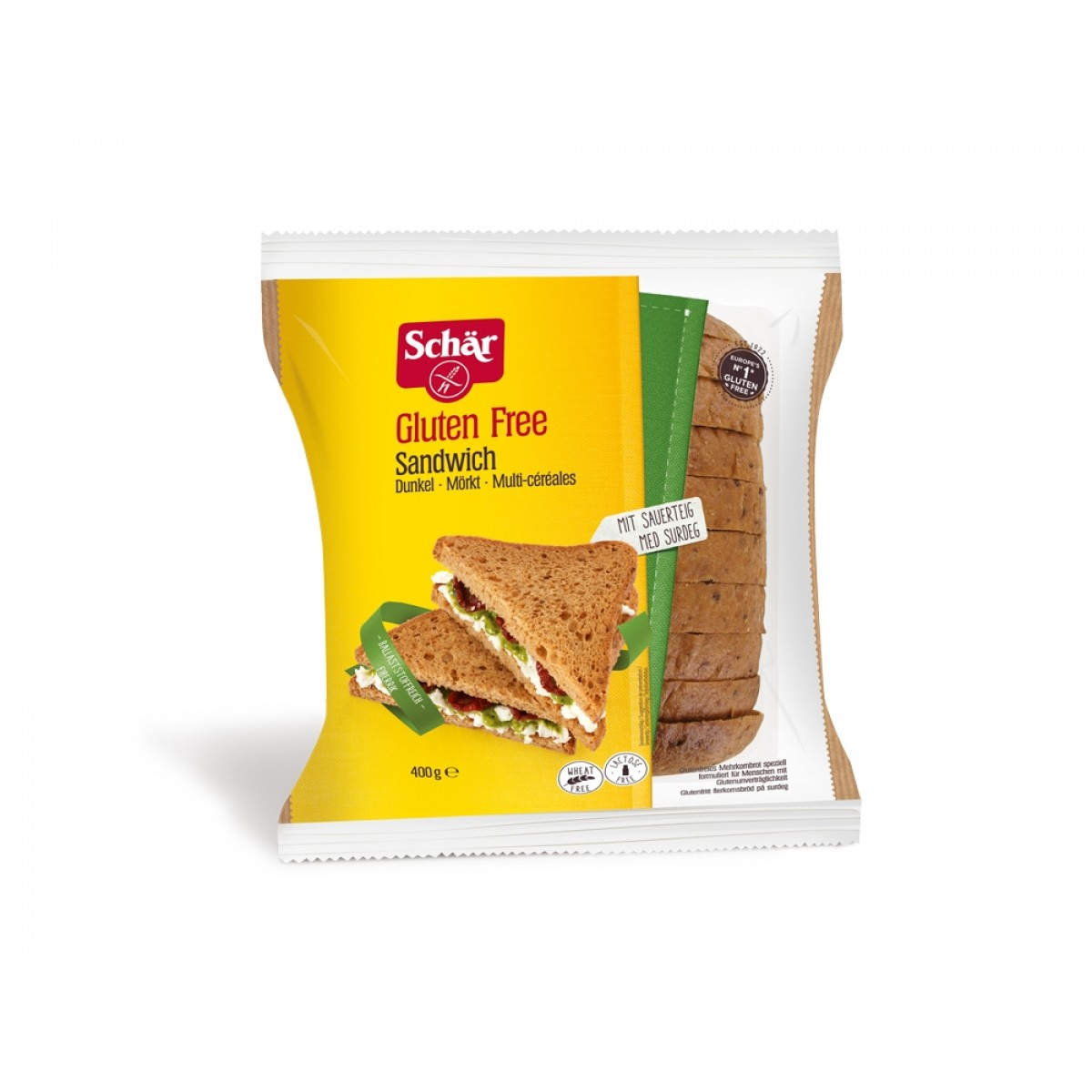 Sandwich Donker (T.H.T. 22-04-18)