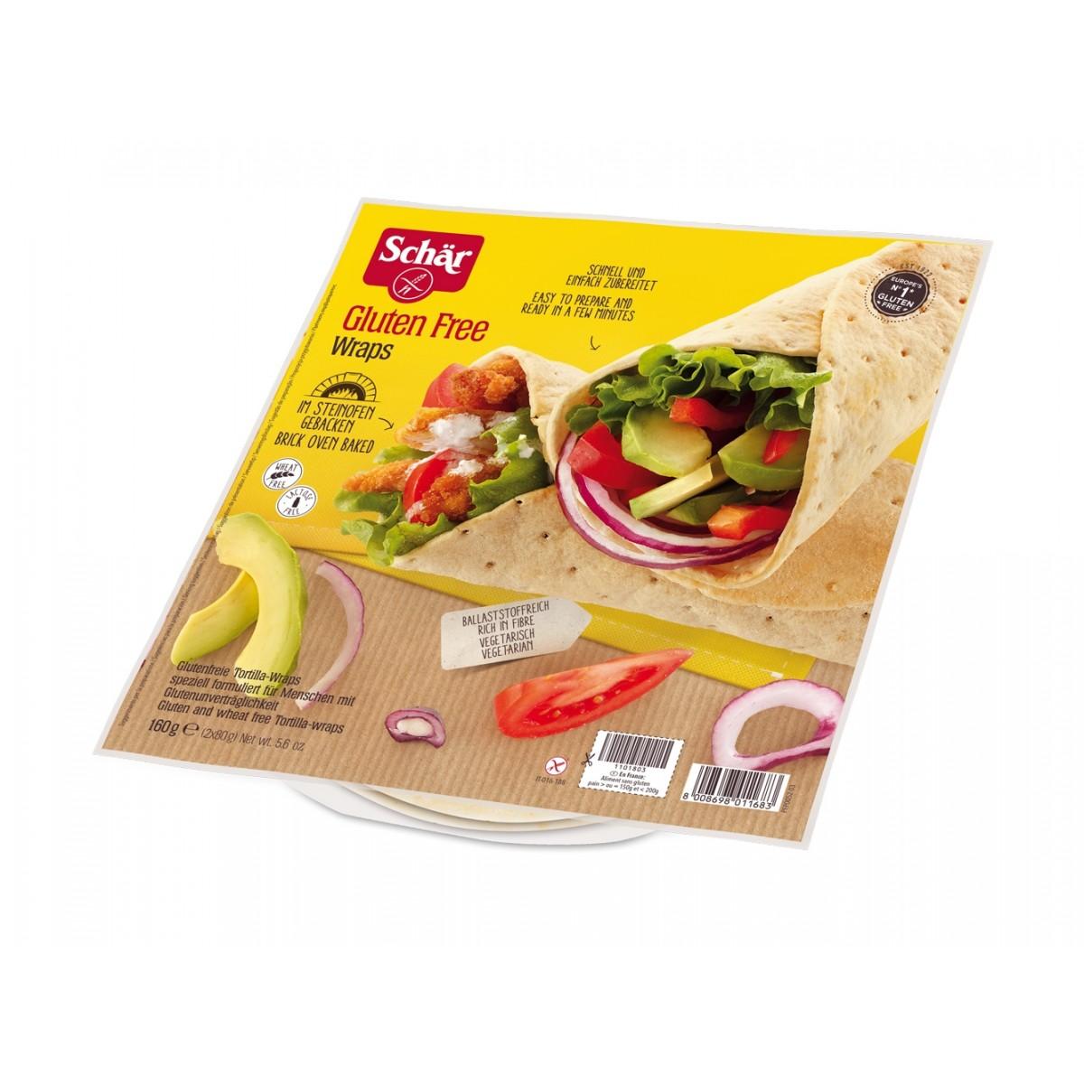 Tortilla Wraps (T.H.T. 27-01-18)