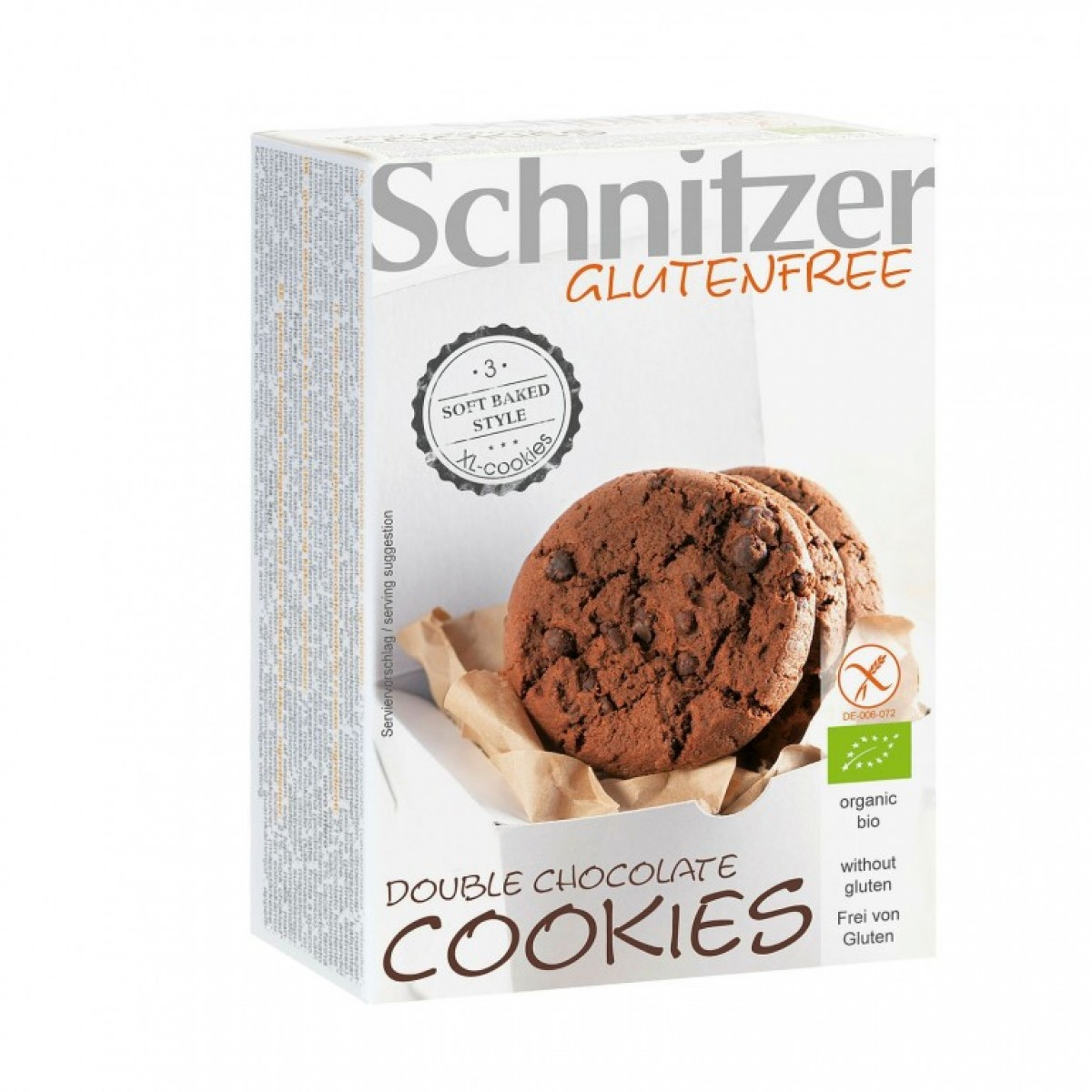 Double Chocolate Cookies (T.H.T. 04-02-19)