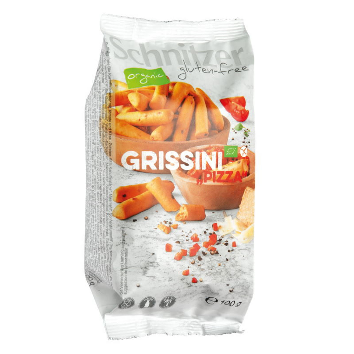 Grissini Pizza (soepstengels)