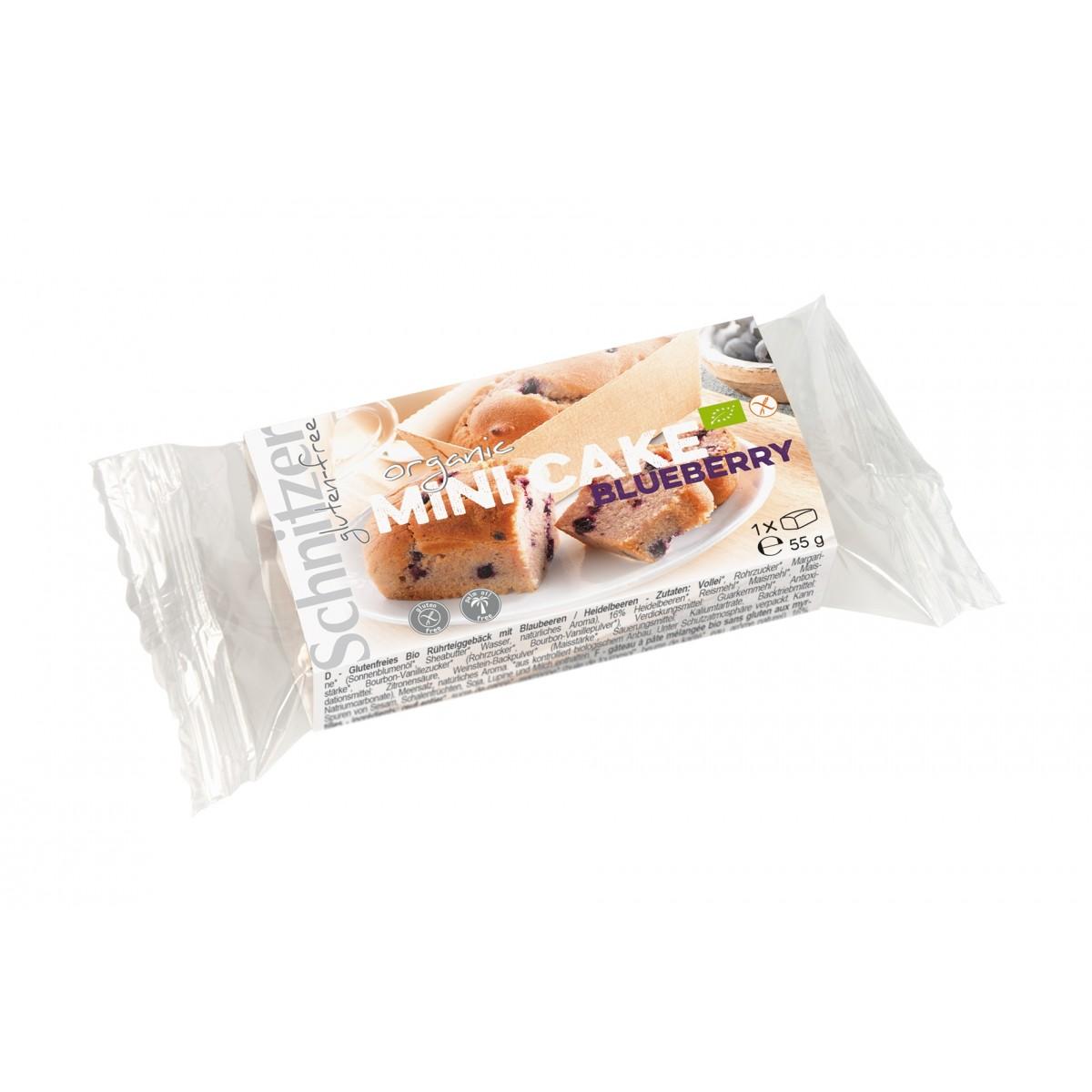 Mini Cake Bosbessen