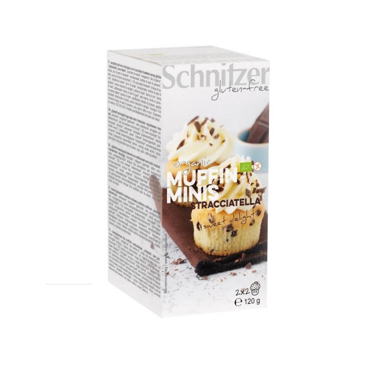 Mini Muffins Stracciatella