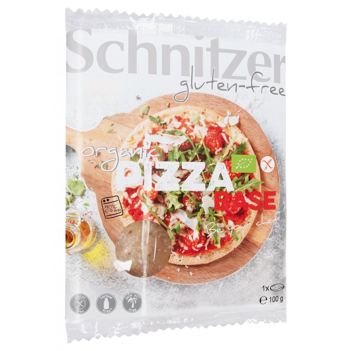 Pizzabodem 1 stuk