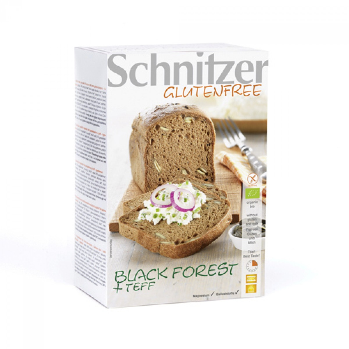 Black Forest met Teff