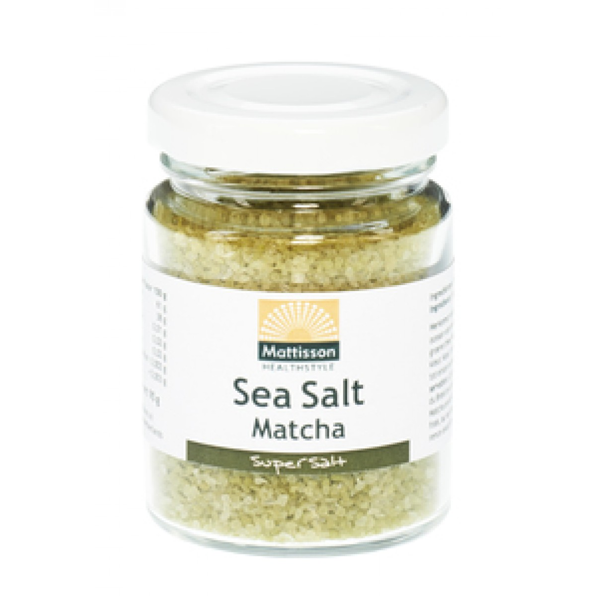 Sea Salt Matcha