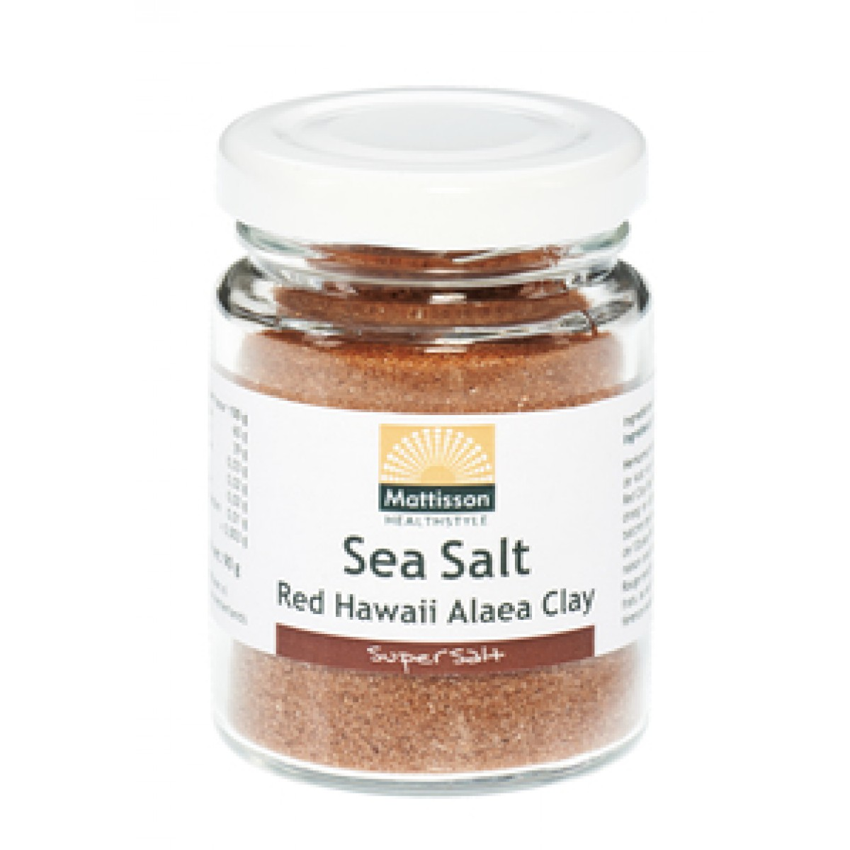 Sea Salt Red Hawaii Alaea Clay