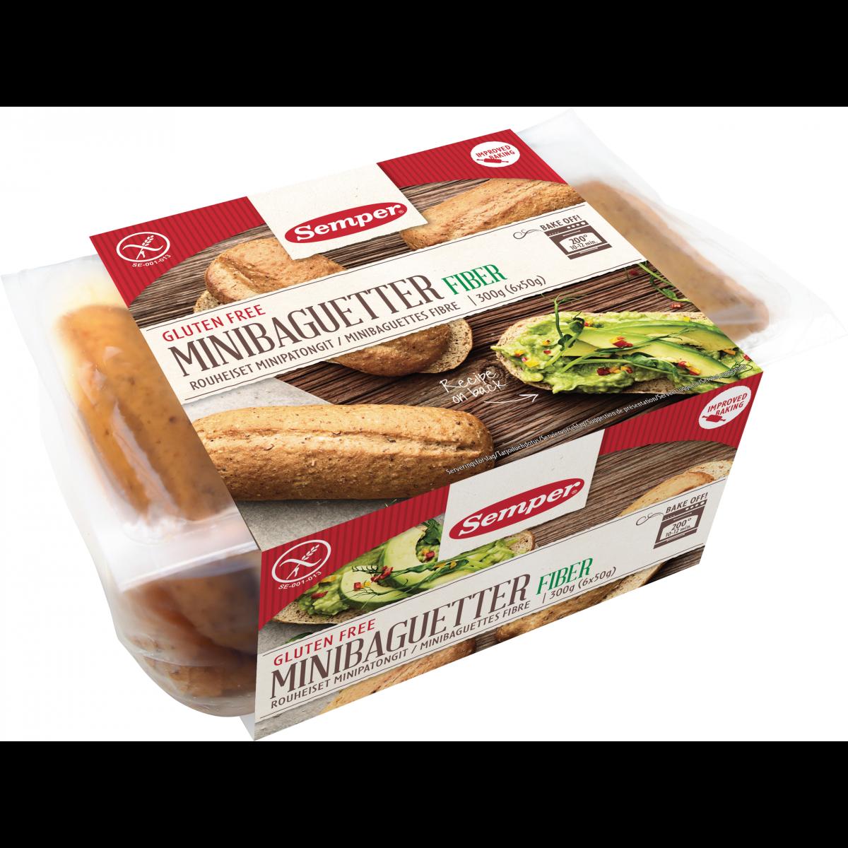 Mini-baguette Bruin