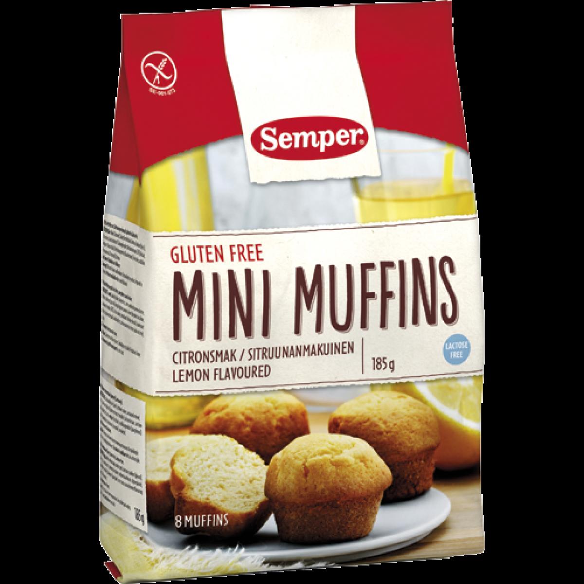 Mini Muffins Citroen