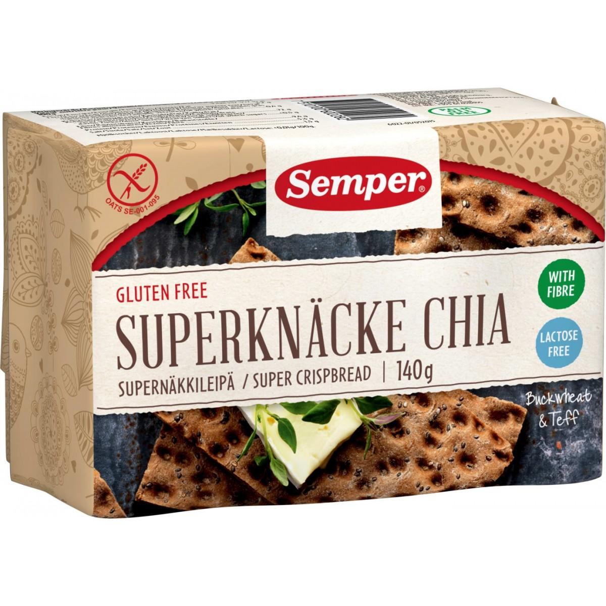 Superknackbrod Chia