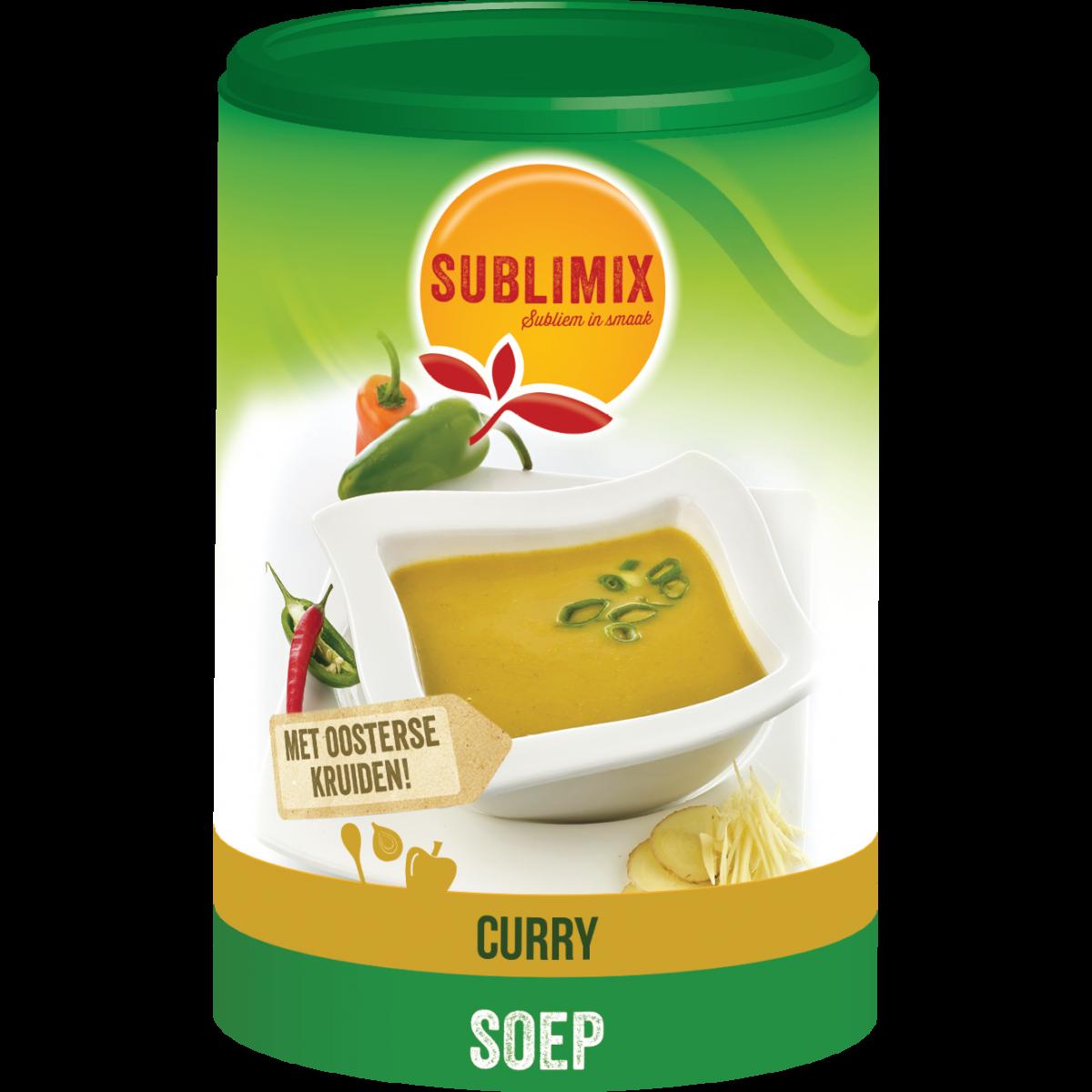 Currysoep 432 gram