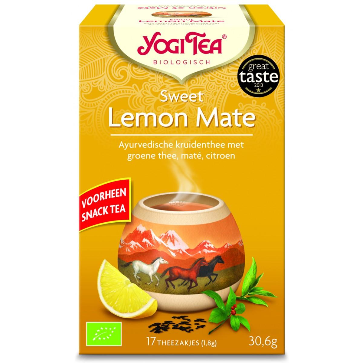 Sweet Lemon Mate