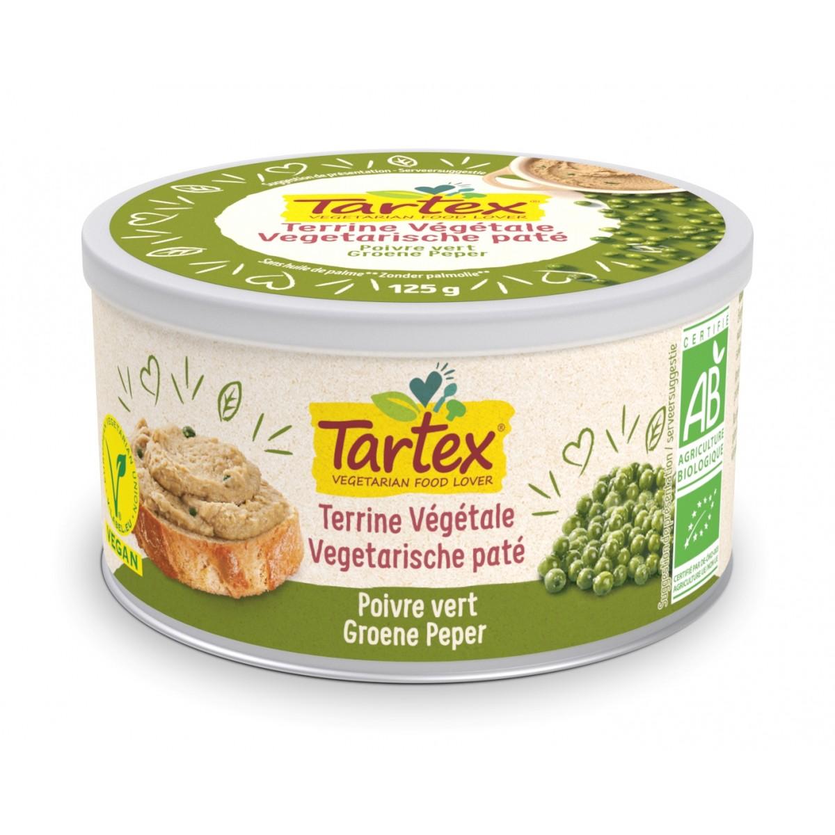 Paté Groene Peper