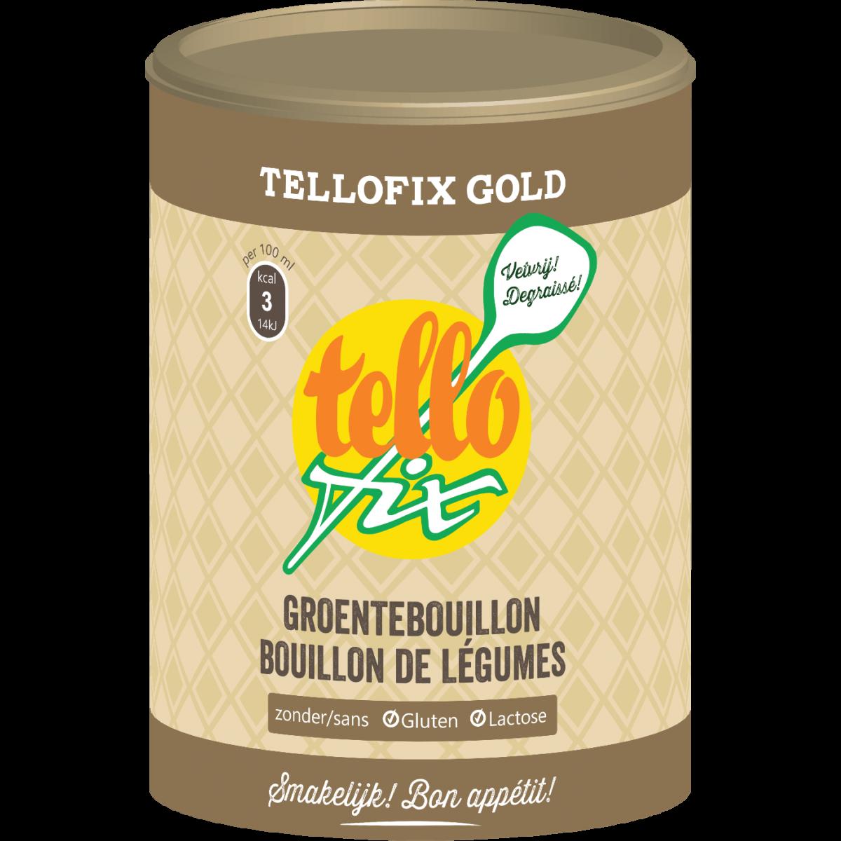 Tellofix Gold Groentebouillon 220 gram