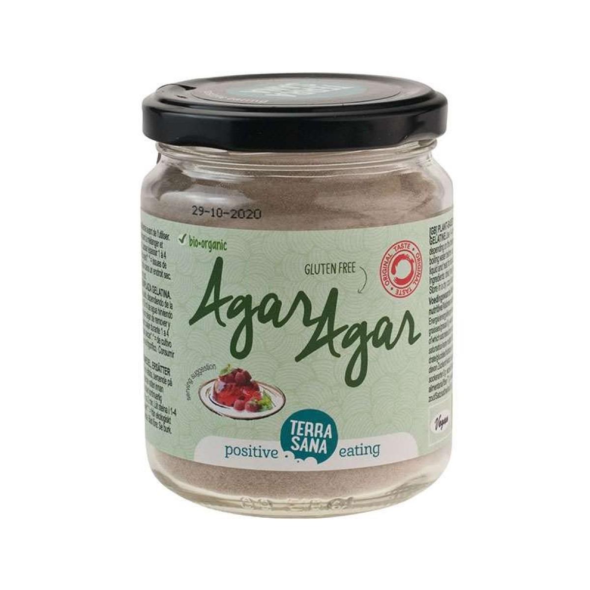 Agar Agar (glas)