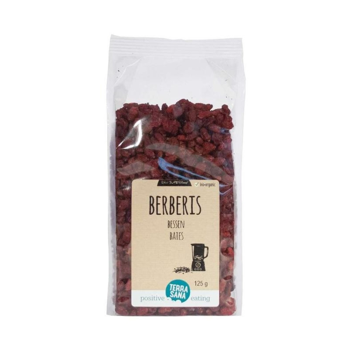 Berberisbessen 125 gram