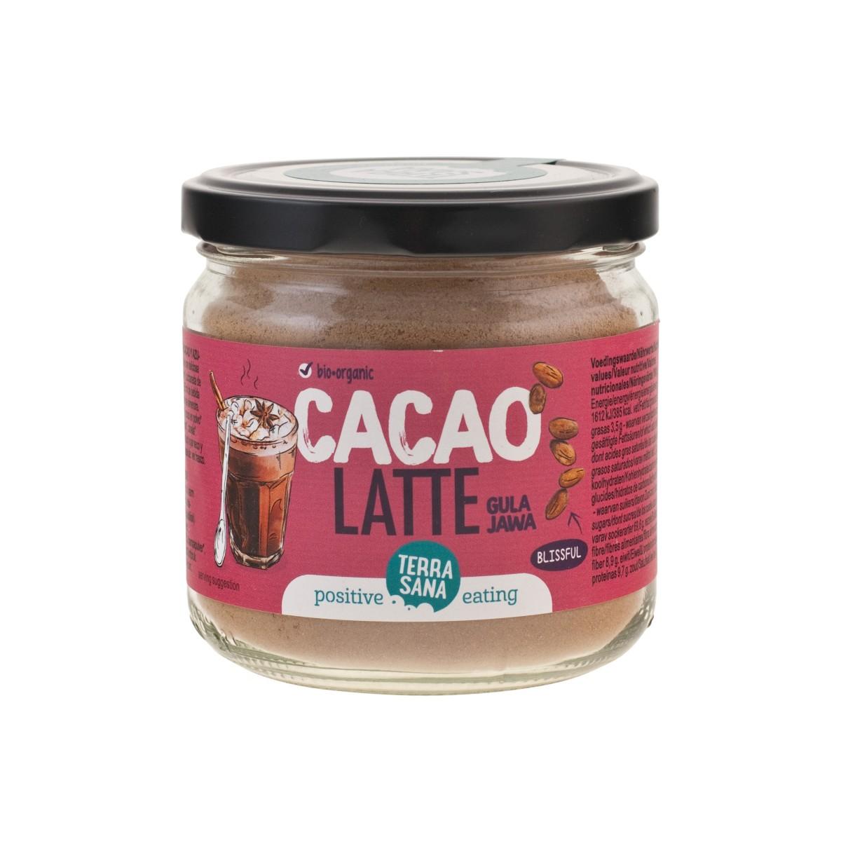 Cacao Latte Gula Jawa
