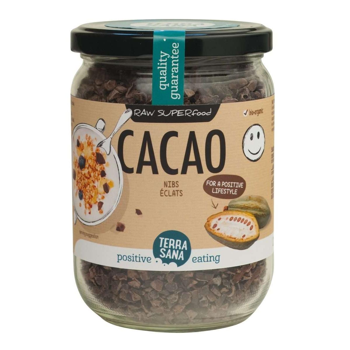 Cacaonibs (glas)