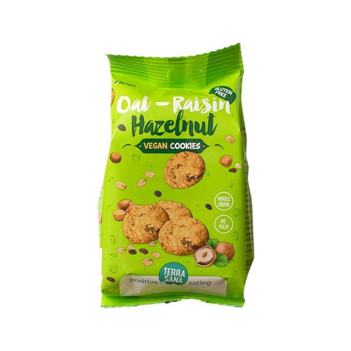 Cookies Oat Raisin Hazelnut