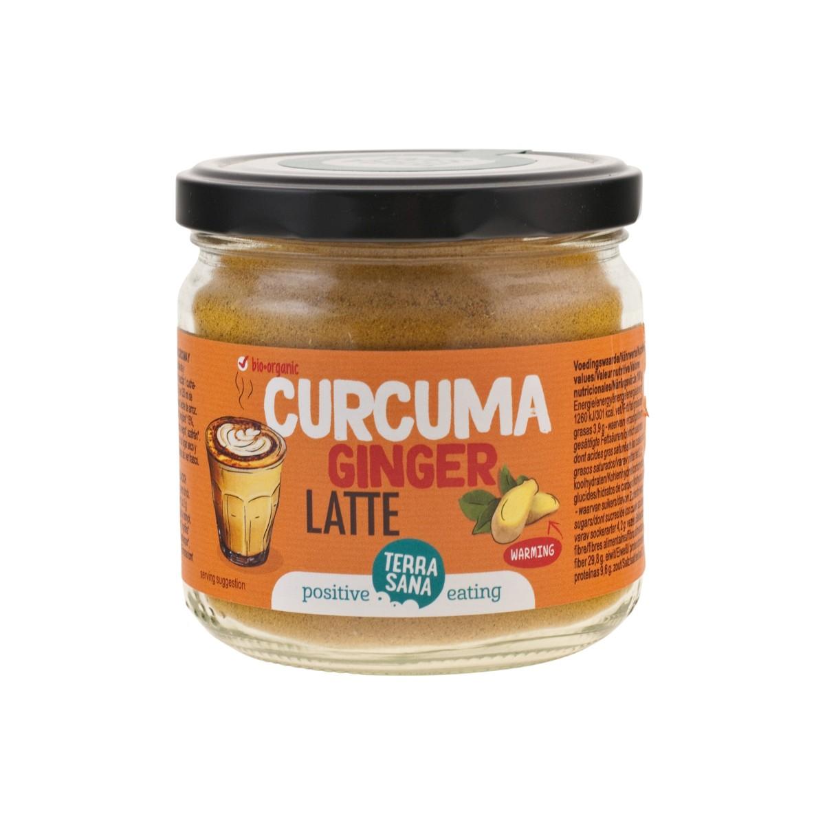 Curcuma Ginger Latte