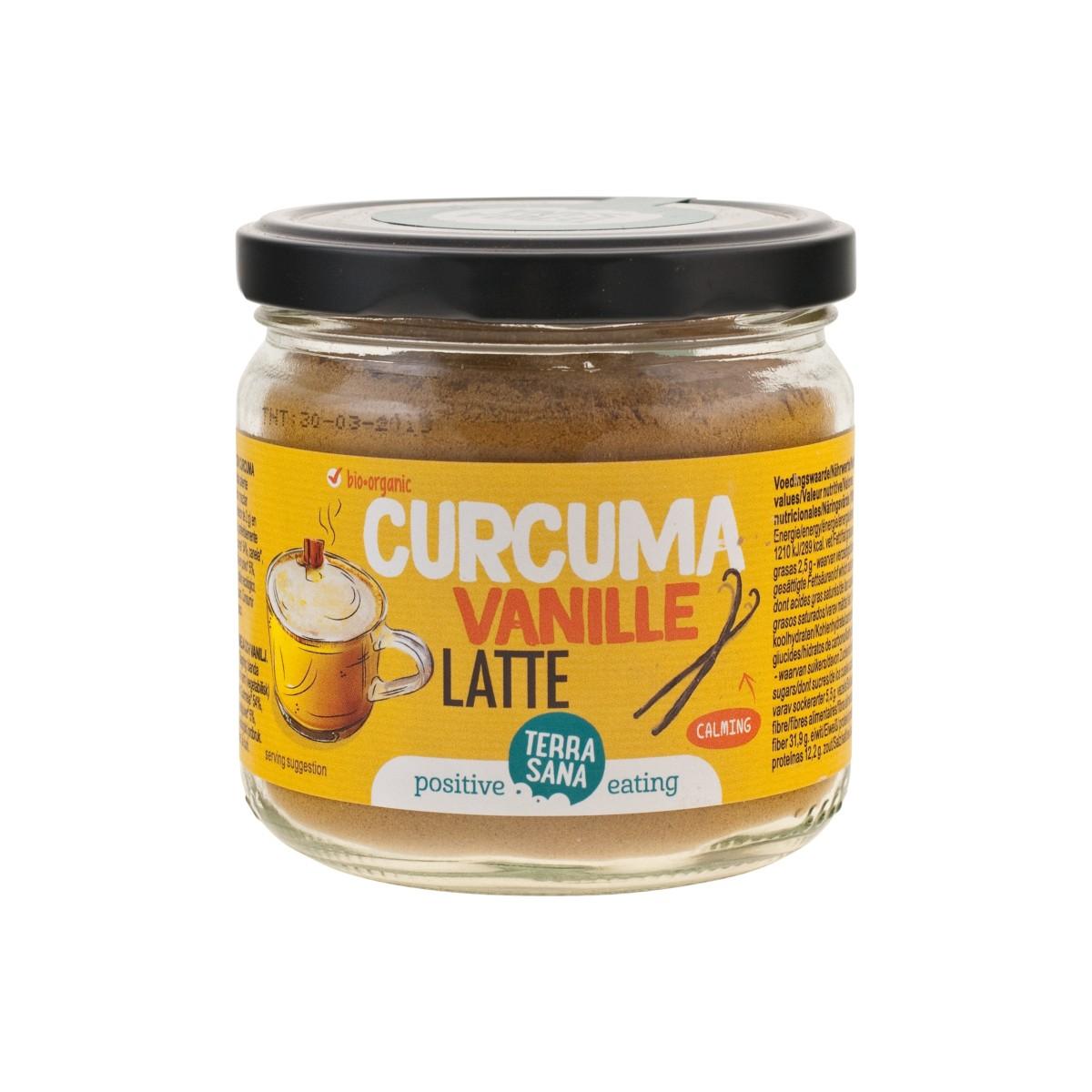 Curcuma Vanilla Latte