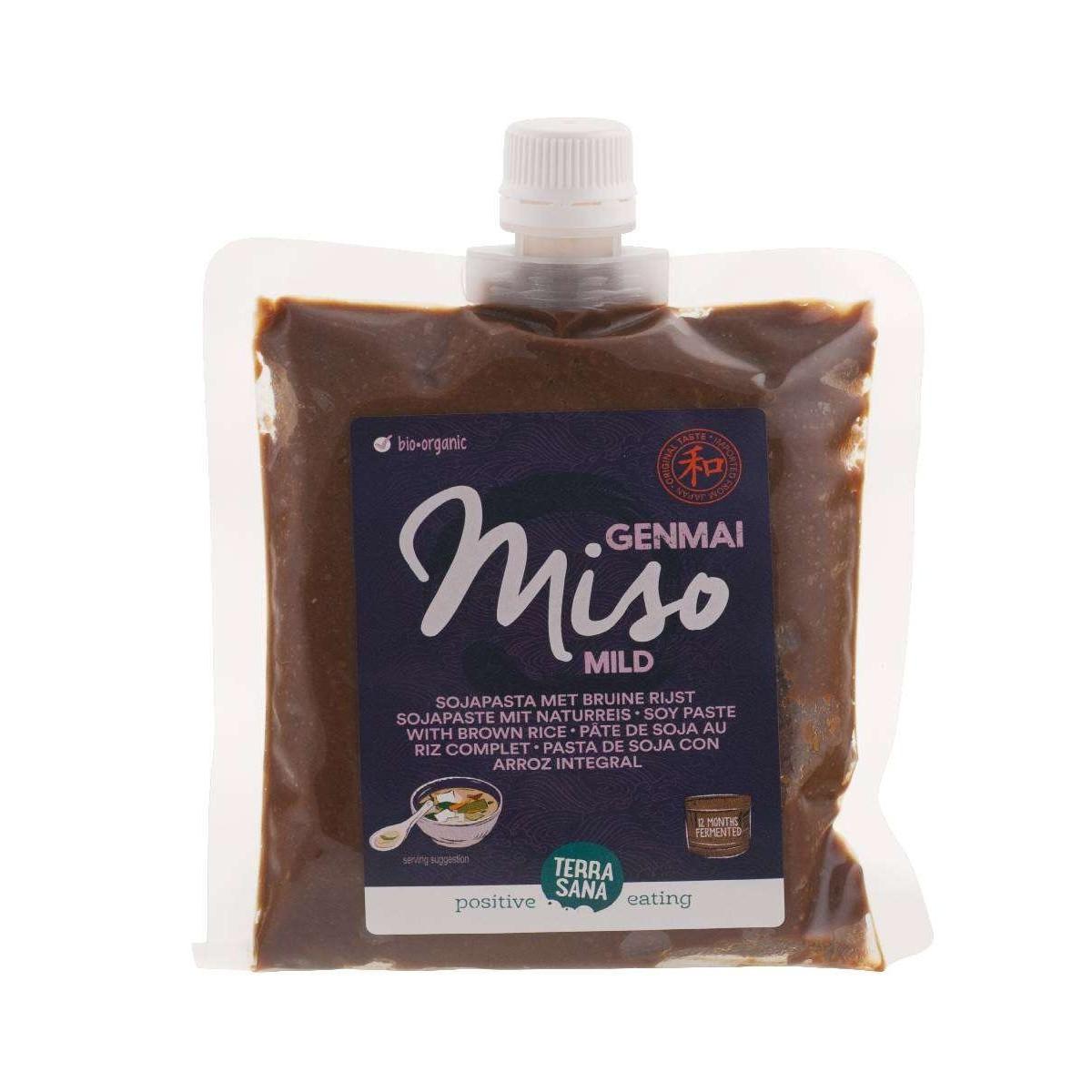 Genmai Miso Mild (schroefdop)