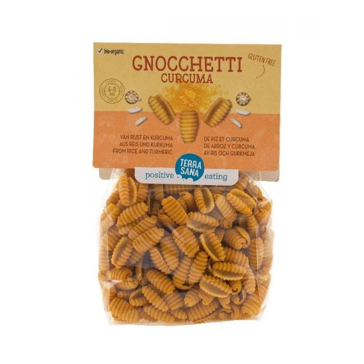 Gnocchetti Curcuma - Van Rijst & Curcuma