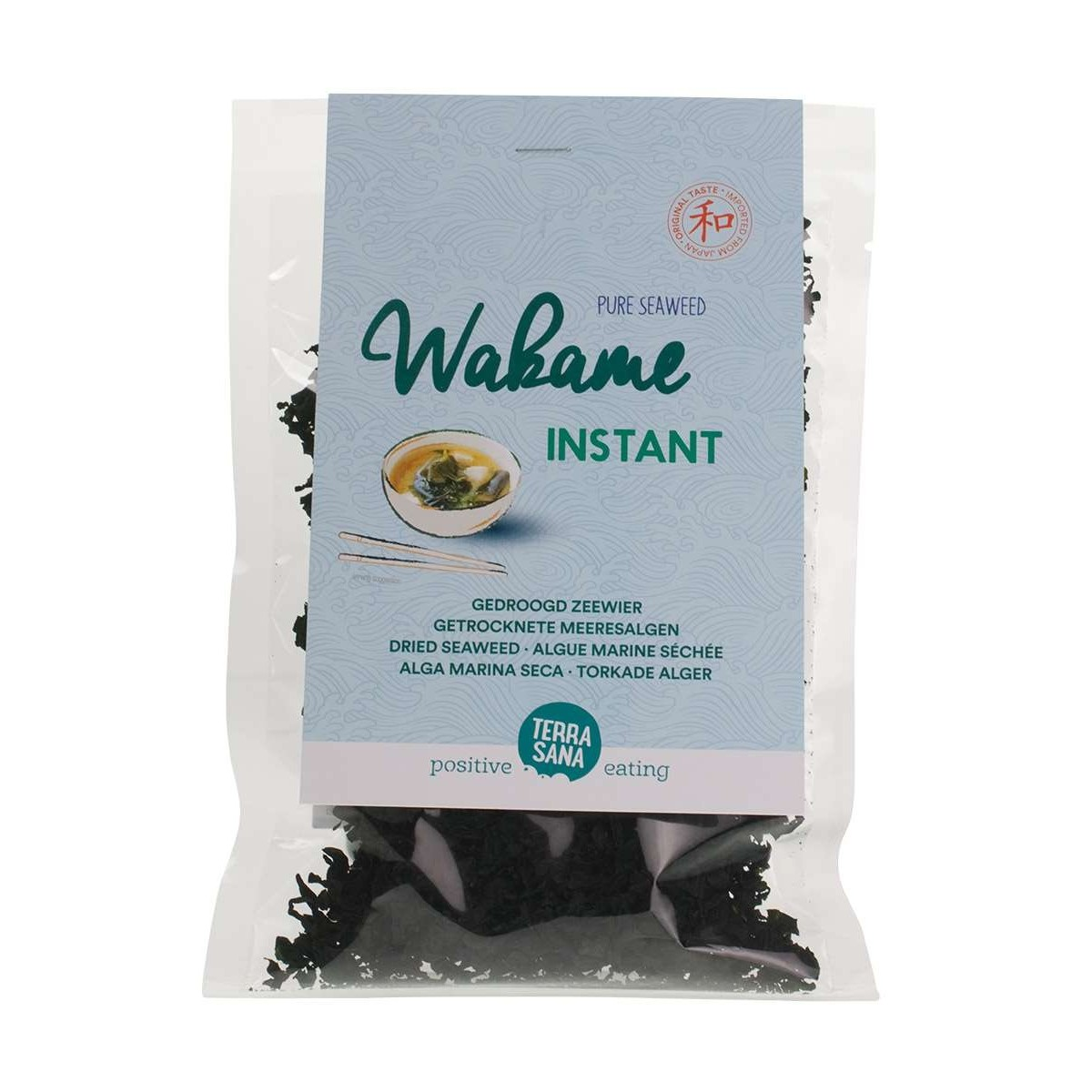 Instant Wakame 50 gram