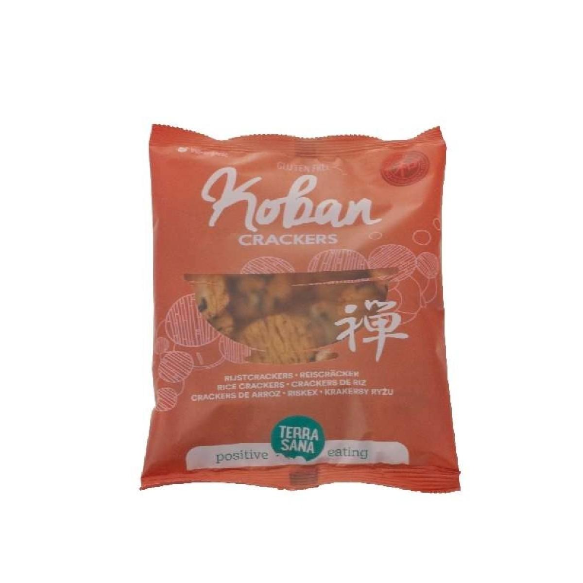 Koban Crackers