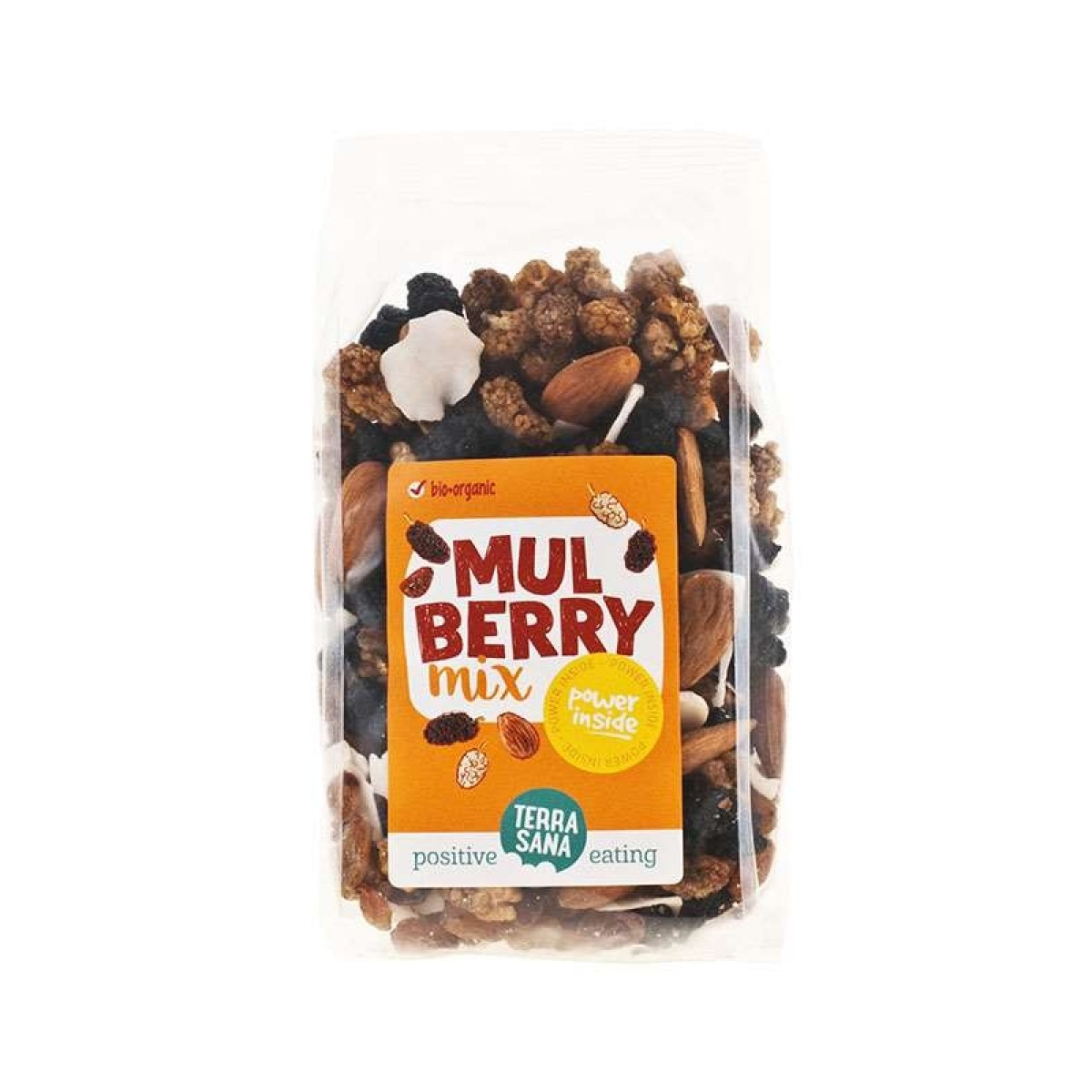 Mulberry Mix 175 gram