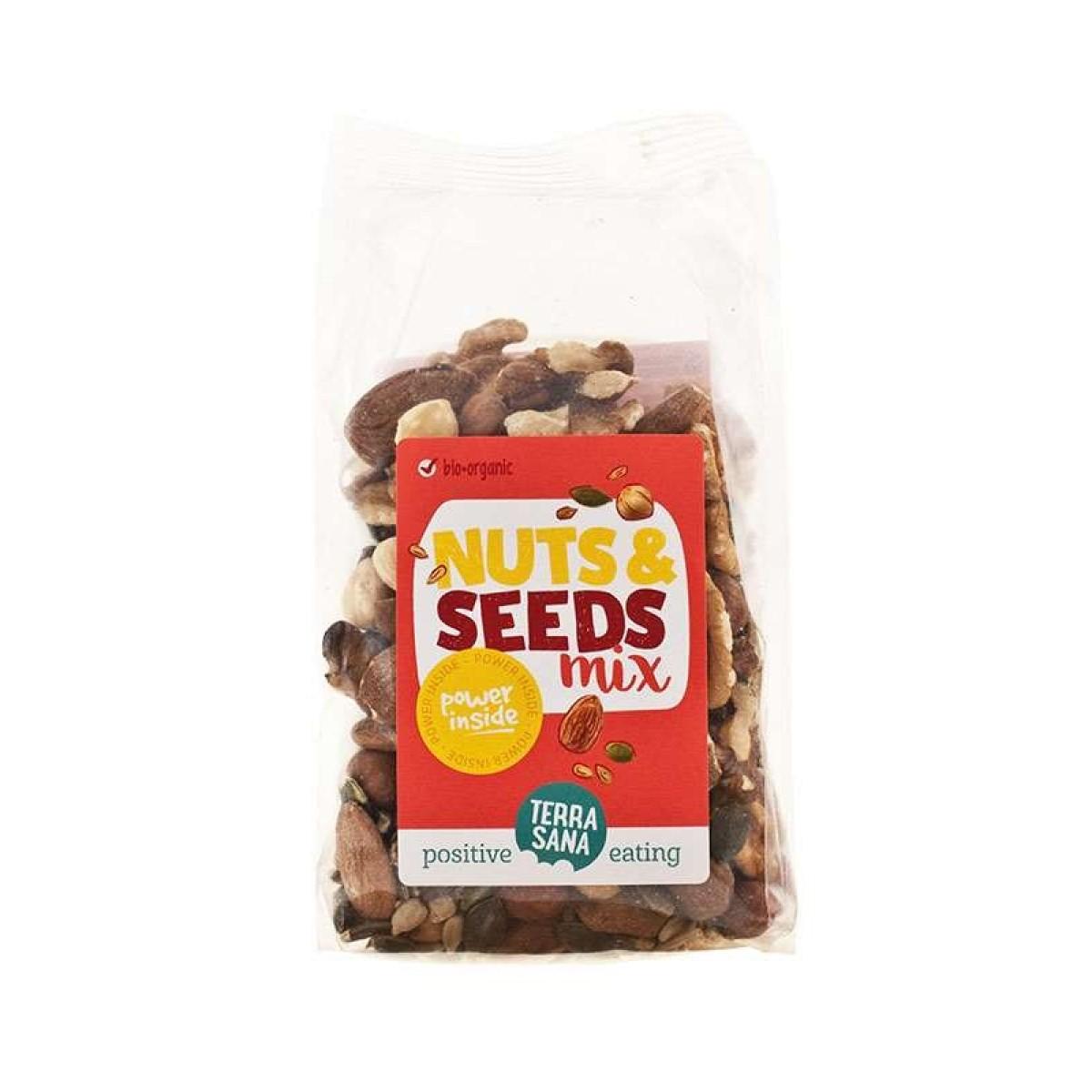 Nuts & Seeds Mix 175 gram