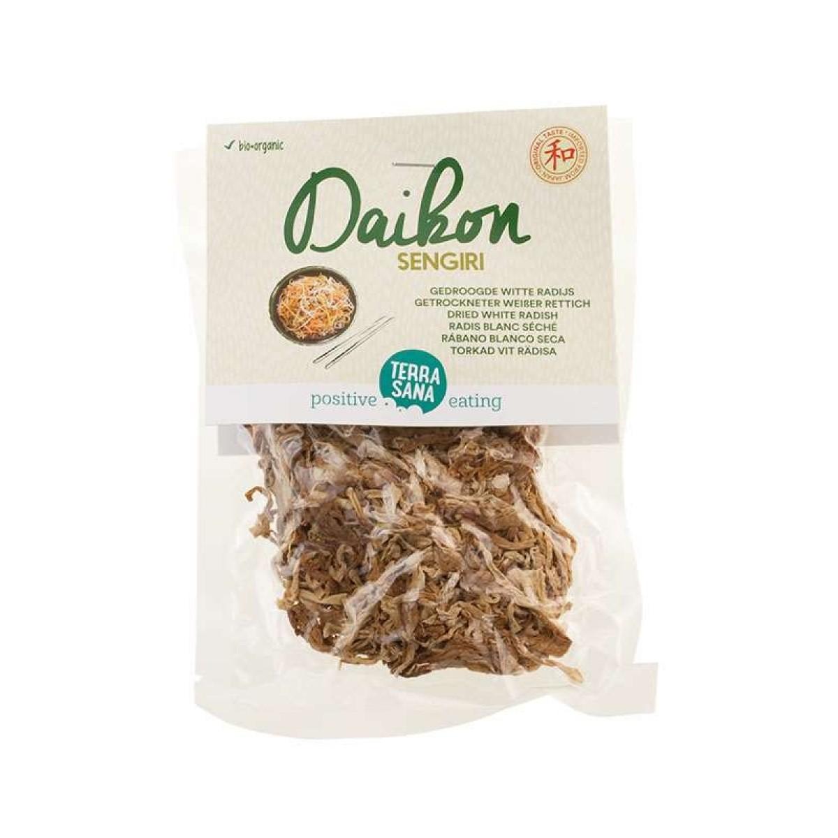 Sengiri Daikon Radijs 50 gram