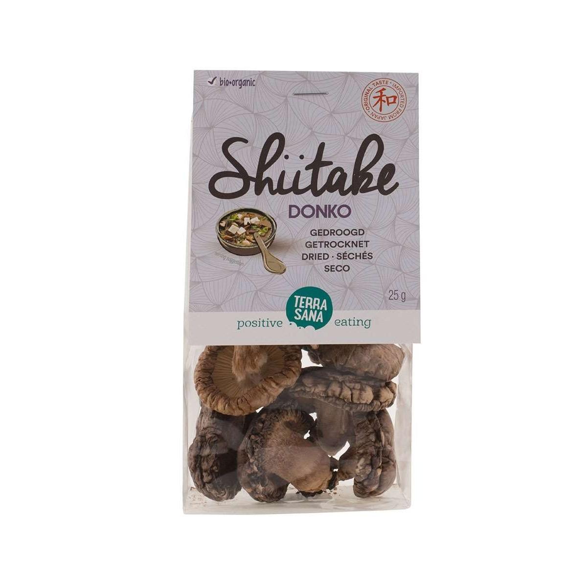 Shiitake Donko