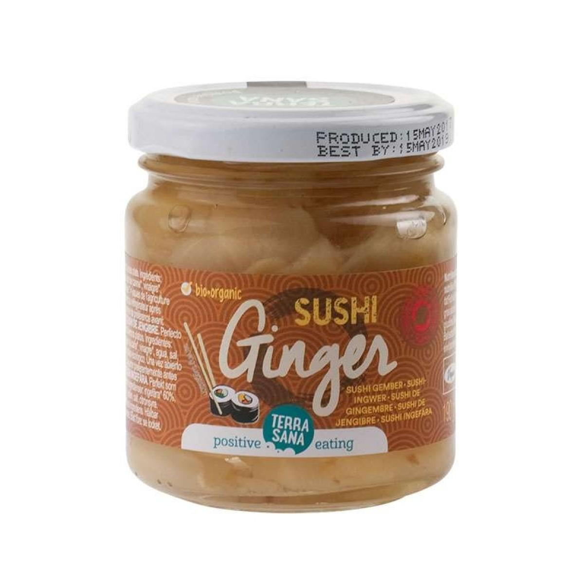 Sushi Gember