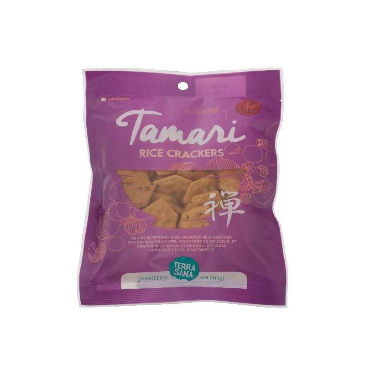 Tamari Crackers