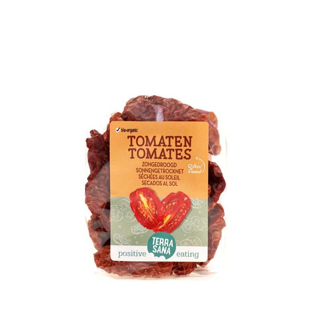 Tomaten Zongedroogd
