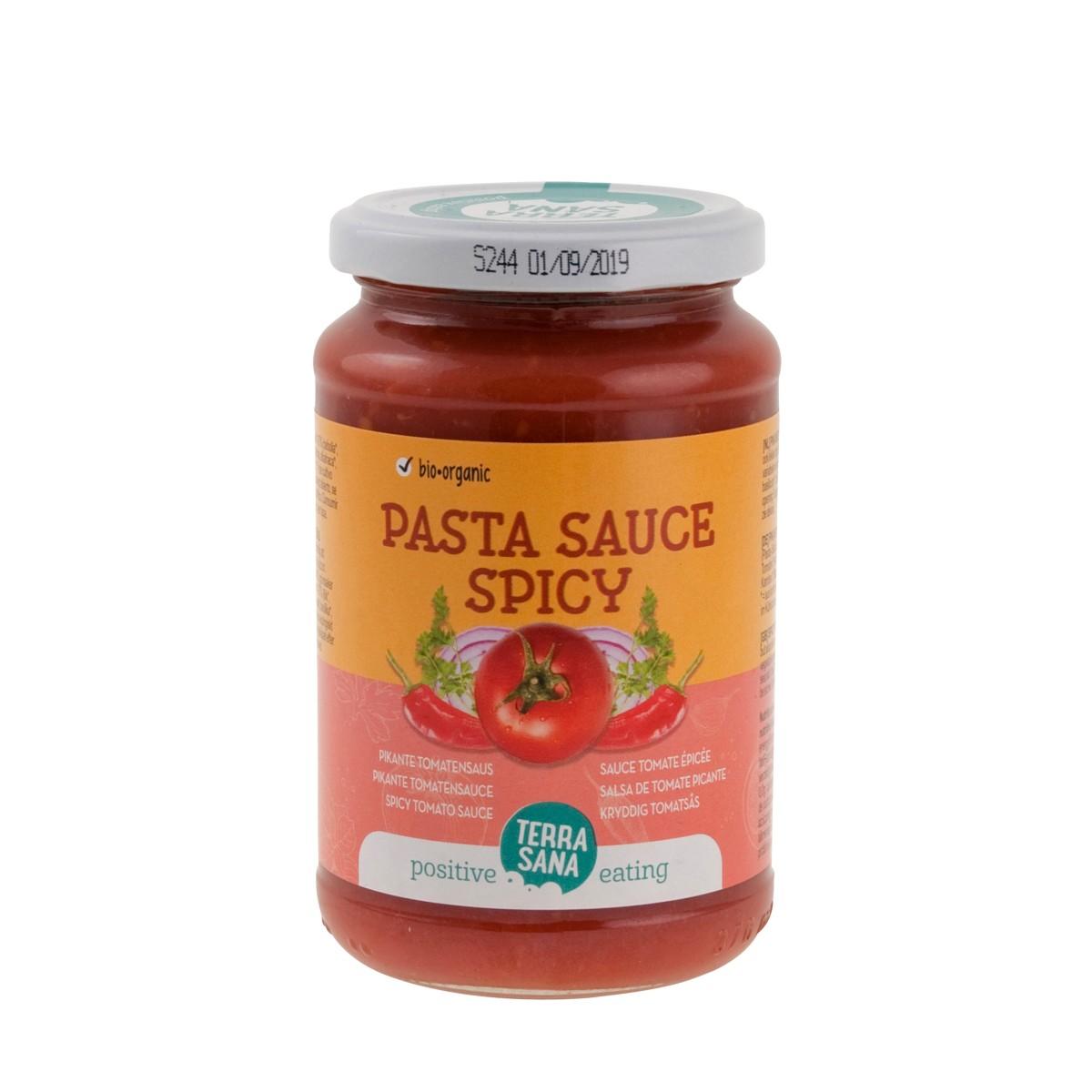 Tomatensaus Pikant