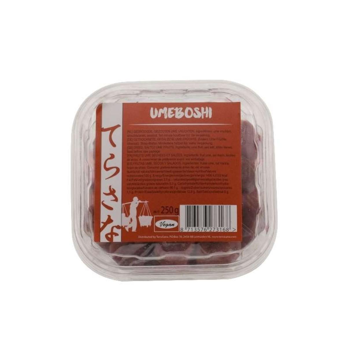 Umeboshi 250 gram