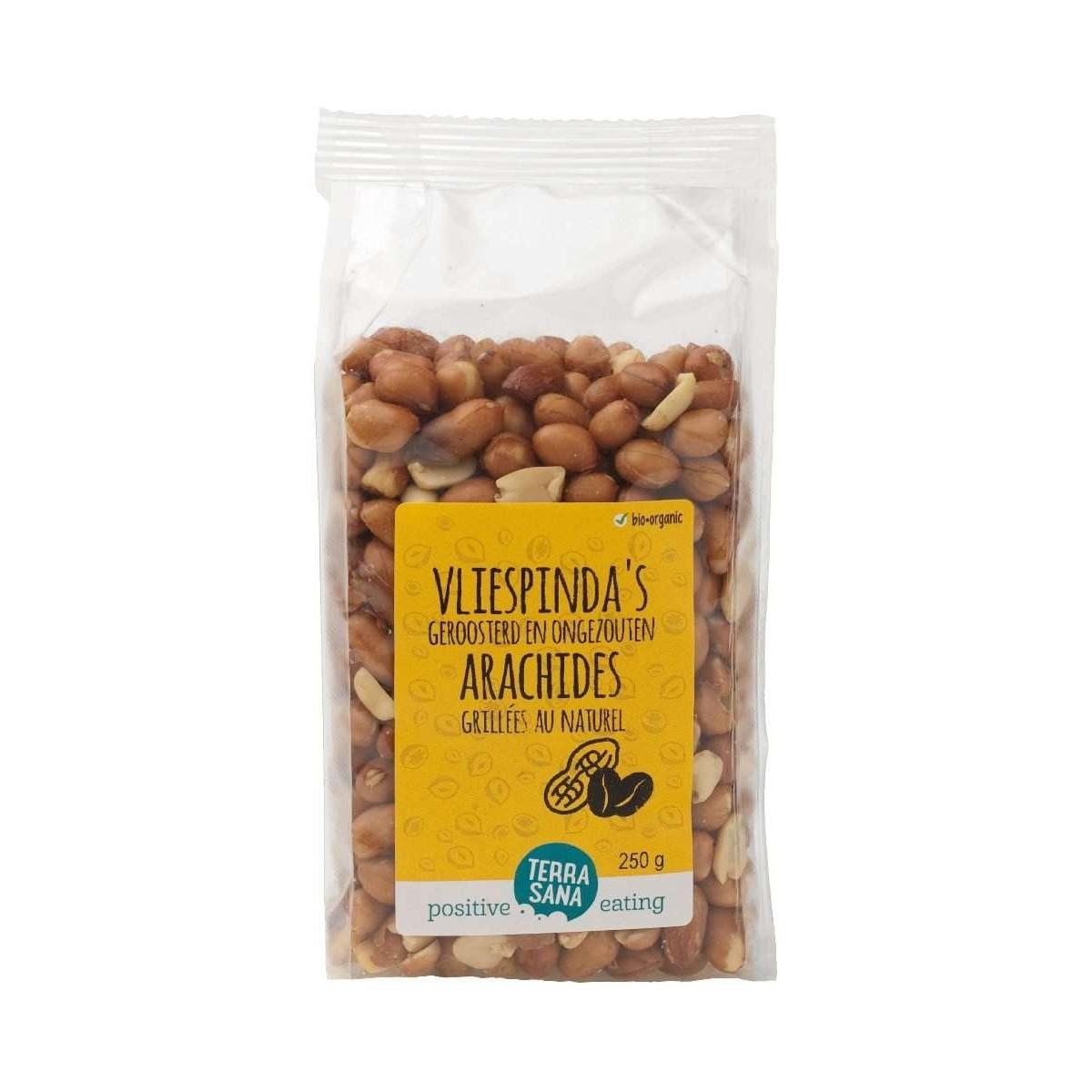 Vliespinda's Geroosterd & Ongezouten 250 gram