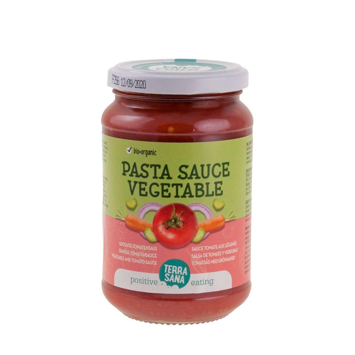 Tomatensaus Met Groente