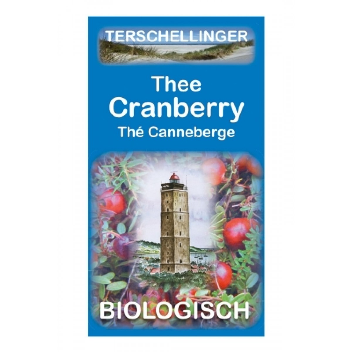 Thee Cranberry Biologisch